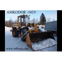 АМКОДОР 342В Фронтальный погрузчик