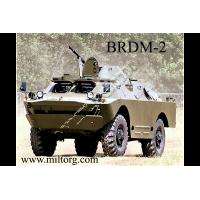 БРДМ-2 Бронированная Разведывательно-Дозорная Машина