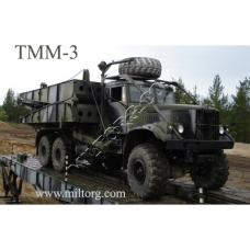 ТММ-3 Тяжелый механизированный мост