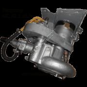 Редуктор с кожухом шестерни и электромотором на кронштейне 401.42.1Сб-3