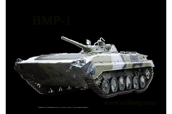 БМП-1 боевая машина пехоты
