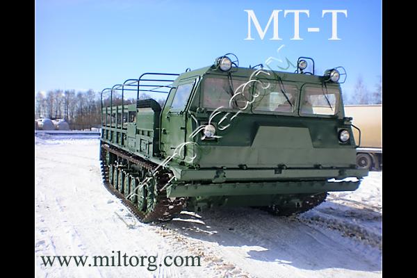МТ-Т Многоцелевой транспортёр-тягач