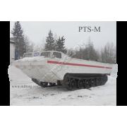 ПТС-М Гусеничный плавающий транспортер модернизированный